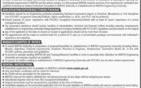 Wapda Consultant Jobs