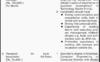 UET Jobs