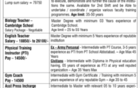 Heavy Industries Taxila Jobs