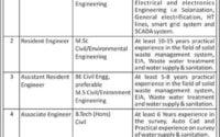 Engineering Consultancy Firm Jobs 2018
