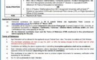 Civil Aviation Authority Jobs 2019 CAA Notice No 4 2019