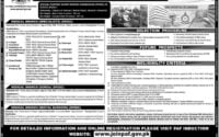 Join Pakistan Airforce PAF 124 Combat Support Course SPSSC Medical Branch www.joinpaf.gov.pk Jobs 2019 Advertisement Online Registration