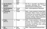 Pakistan Military Academy PMA Kakul Abbottabad Army Jobs July 2019