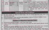 Punjab Food Authority PFA Jobs 2019 Application Form NTS